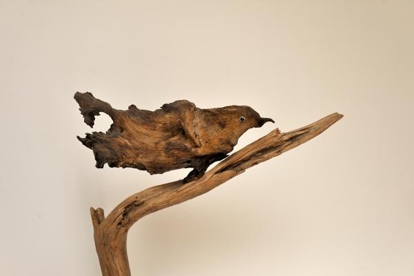 l'oiseau perche (vendu)